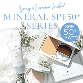 MINERAL SPF50+ SERIES